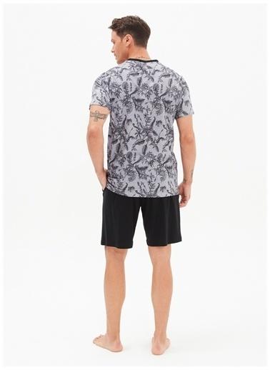 Blackspade Blackspade Pijama Takımı Siyah